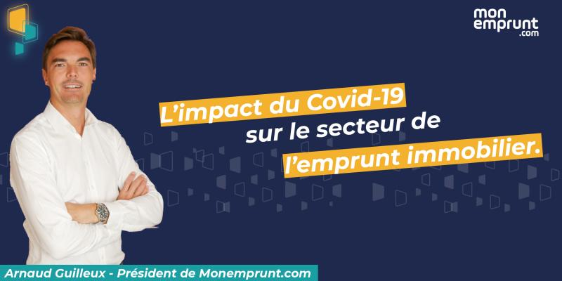 emprunt immobilier et Covid-19